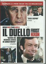 Frost/Nixon. Il duello (2008) DVD