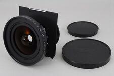 2546#GC Schneider Super-Angulon XL 72mm f/5.6 Lens Near Mint