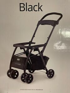 Chicco KeyFit Caddy Frame Stroller - Black *distressed box*