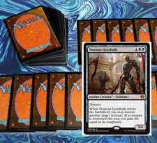 mtg BLACK RED RAKDOS ROBOTS DECK Magic the Gathering rare cards KAL gearhulk