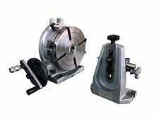 """8"""" Rotary Table ( with the dividing plate and the tailstock )"""