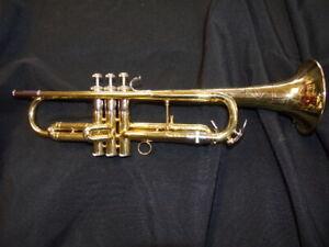 Vintage Blessing Artist Trumpet - Refurbished!