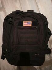 US Backpack Bugout Original Schwarz