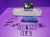 AS IS KATO 37-118 - EMD NW2 Phase II - Conrail SWITCHER LOCOMOTIVE #9241AS IS