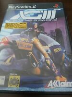 XG3 : EXTREME-G RACING - XGIII SONY PS2 GAME Fast Post - ORIGINAL & COMPLETE VGC