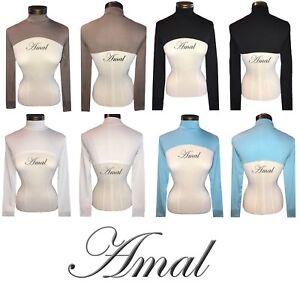 ❤️AMAL Muslim Arm  Hijab Islamic Shoulder Long Sleeve Arm Cover Cape Bolero USA
