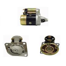 Fits MAZDA 626 2.0 (GD) Starter Motor 1987-1991 - 13199UK
