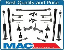Suspension & Chassis 19pc Kit for Chevrolet Pick Up C1500 88-91 2 Wheel Drive