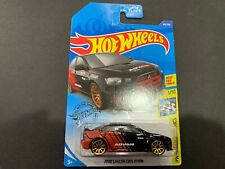 Hot Wheels Mitsubishi Lancer Evolution 2008 Yokohama Advan 69/250 1/64