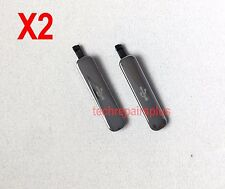 Lot of 2 OEM USB Charger Port Cover Flap Waterproof For Samsung Galaxy S5 G900A