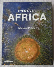 "Huge Format Photography Book - ""Eyes Over Africa"" - Michael Poliza - 408 pgs."