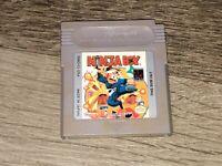 Ninja Boy Nintendo Game Boy Cleaned & Tested Authentic