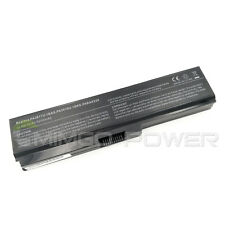 Battery for Toshiba Satellite L645 L655 L700 L730 L750 L755 PA3817U-1BRS PA3634U