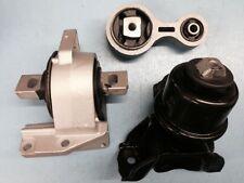 Motor & Trans Mount 3PCS Set for 06-09 Ford Fusion Mercury Milan 2.3L & 3.0L 2wd