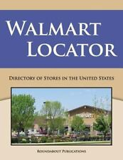 Walmart Locator: Directory of Stores in the United States (Paperback or Softback