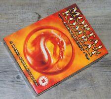 Mortal Kombat Conquest : 5 DVD Box Set.  New & Sealed