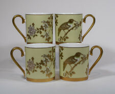 Villeroy & Boch Golden Garden Mug, Green & Gold