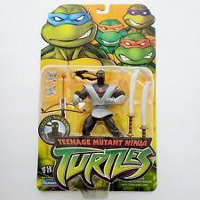 Teenage Mutant Ninja Turtles 2002 FOOT SOLDIER #154020 Crossbow Swords TMNT *NOS