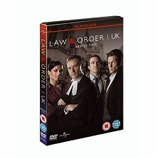 Law and Order UK: Series 2 DVD 2 Disc Set 2009 Brand NEW