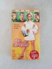 SEALED Vhs Advice from a Caterpillar Cynthia Nixon Andy Dick