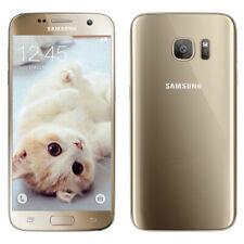 "Samsung Galaxy S7 G930A - 5,1"", 32GB, Gold, mit WL Charger, Neu!"