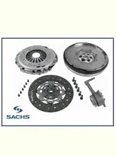 ^ SACHS Audi, Skoda ,Seat, Ford 1.9 Tdi Dual Mass Flywheel Clutch kit Slave 21'9