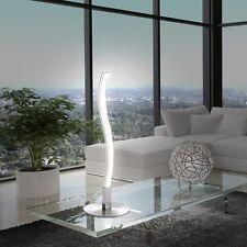 LED Tisch Leuchte Arbeits Zimmer Wellen Design Lese Beleuchtung schaltbar EEK A+