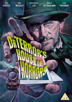 Dr Terror's House of Horrors Blu-Ray (2016) Peter Cushing ***NEW***