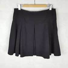 Portmans Skirt Size 14 Black A-Line