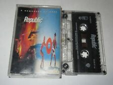 Republic by New Order (Cassette, May-1993)