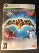 Soul Calibur IV [ Premium Edition / Tin Box Package ]  (XBOX 360) NEW
