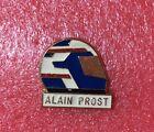 Pins Alain PROST Casque Pilote Automobile Formule 1 F1