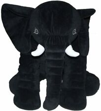 Yellow Stuffed Elephant Animal Plush Toy