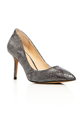 VINCE CAMUTO  NEW SALEST PUMP - STEEL EXOTIC