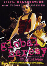 Alicia Silverstone Peter O'Toole GLOBAL HERESY (ROCK MY WORLD) - BAND COMEDY DVD