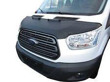 CUSTOM CAR HOOD BONNET BRA for Ford Transit since 2014 MASK BONNET BRA DE CAPOT