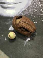Star Ace The Great Escape Steve Mcqueen Cpt Hilts Baseball Glove 1/6th scale