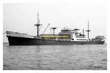mc2406 - Cyprian Cargo Ship - Aftadelfos , built 1956 - photo 6x4