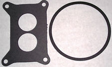 Holley 350 500  2 barrel carby Base & Air filter gaskets Carburettor