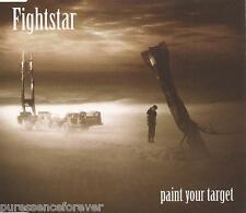 FIGHTSTAR - Paint Your Target (UK 3 Track CD Single)