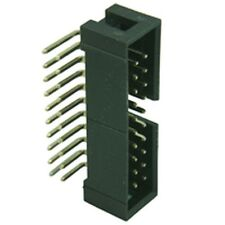 IDC Right Angled Boxed Box Header 50 Way (Pack of 2)