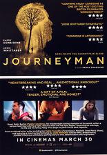 JOURNEYMAN FILM MOVIE POSTCARDS X 3 PADDY CONSIDINE JODIE WHITTAKER - DOCTOR WHO