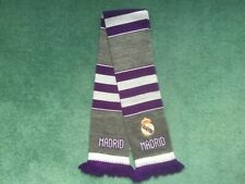 Real Madrid Football Scarf - New