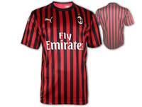 Puma AC Mailand Home Jersey 19/20 ACM Heim Trikot Milan Serie A Shirt Gr.S - XXL