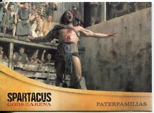 Spartacus 2012 Gods Of The Arena Base Card G9