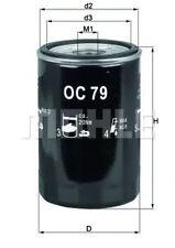 MAHLE / KNECHT Ölfilter OPEL ADMIRAL A+B COMMODORE A+B+C DIPLOMAT B MONZA A