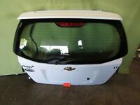 09 10 11 CHEVROLET AVEO REAR TRUNK LID HATCH TAILGATE  OEM