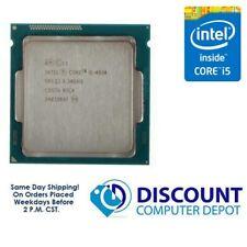 Intel Core i5-4590 3.30GHz Quad-Core CPU Computer Processor LGA1150 Socket SR1QJ
