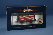 Bachmann Branch Line 7 Plank Wagon Webster and Sons Item 37-100 New in Box