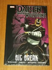 Daken Dark Wolverine Big Break por Robert Williams (Tapa dura, 2011) 9780785156734